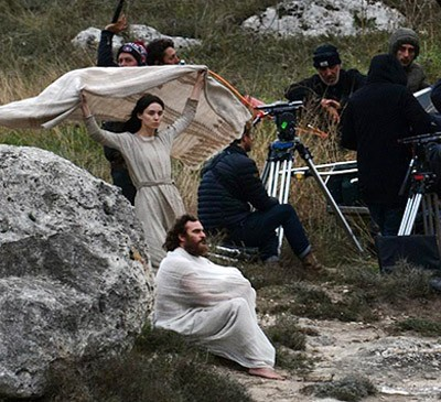 "Le nostre location per ""Mary Magdalene"""