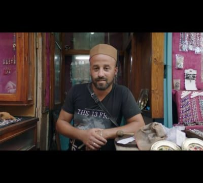 GHALI – Short film per tour live